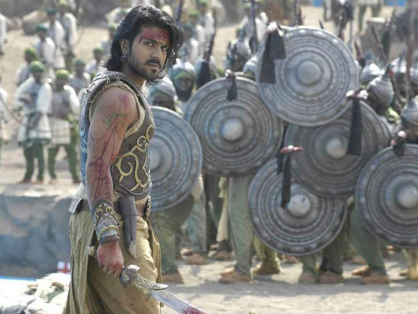 Magadheera Fight Scene Written For Chiranjeevi?