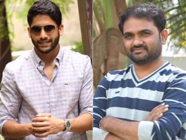 Naga Chaitanya and Maruthi film titled Manchodu