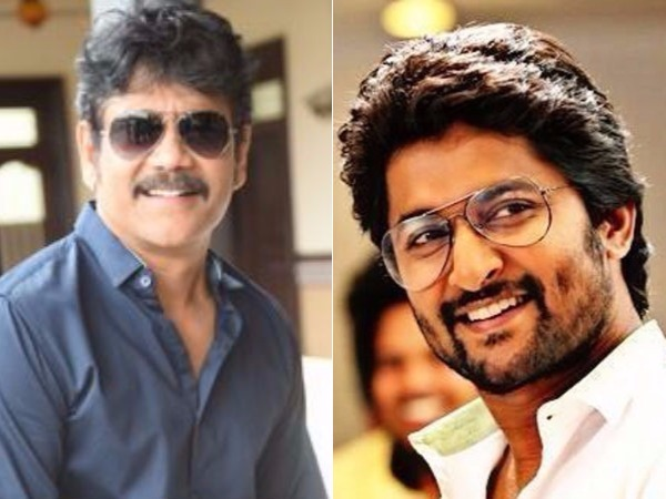 Nag opens up about his multi-starrer with Nani