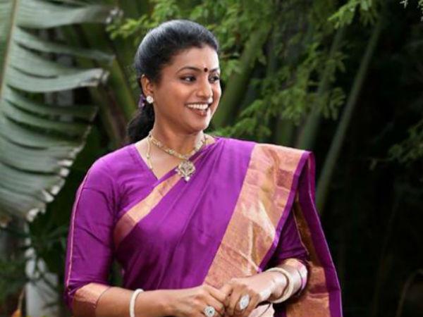 బాలకృష్ణతో పేకాట ఆడాను.. ఓ సారి అమ్మ కొట్టింది.. సినీ నటి రోజా