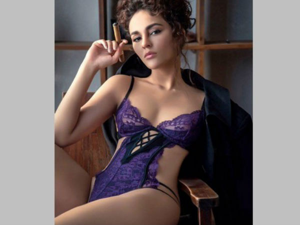 Seerat Kapoor about her latest Foto Shoot