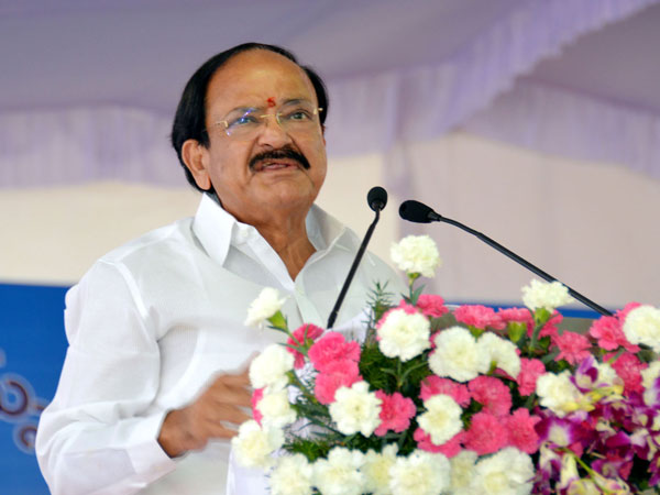 Mana Akkineni is wonderful book: Vice President M.Venkaiah Naidu