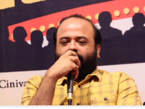'సినిమా కోర్స్ ఉంటాయి అని కూడా నాకు తెలిదు: ధర్మేంద్ర కాకర్ల