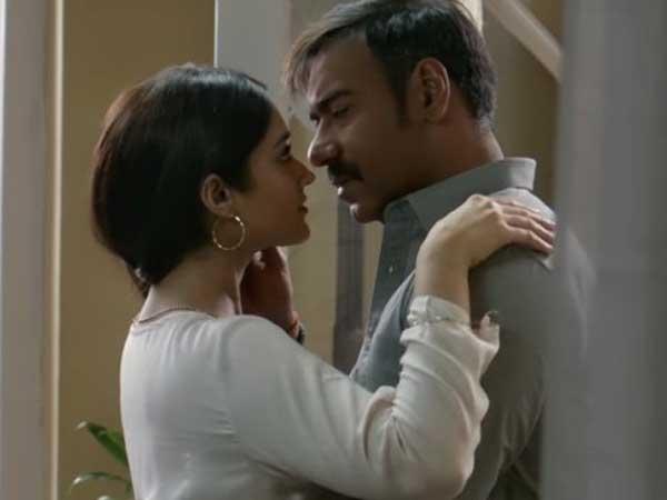 వీడియో : అజయ్ దేవగన్ తో రొమాన్స్..ఇలియానా ఇలా చేసిందంటే షాకింగే!