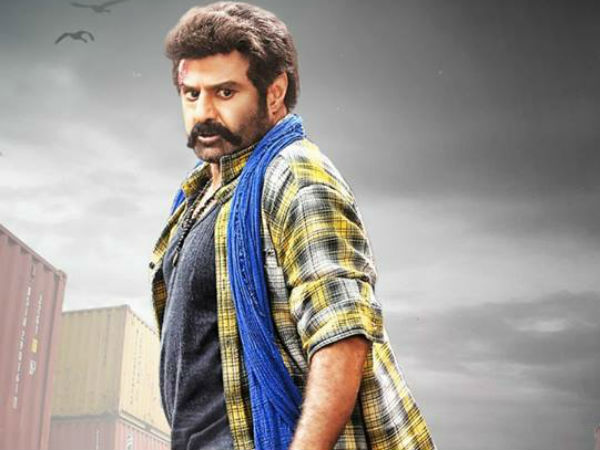 Balakrishna planning for Kannada remake