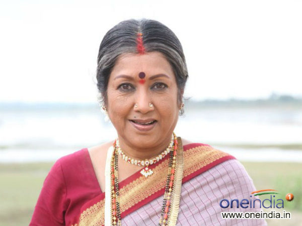 Senior actor Jayanthi no more.