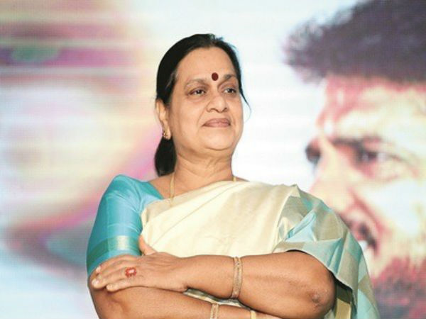 Kannada film producer Jayashree Devi arrested