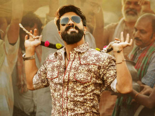 Big surprise for mega fans from Rangasthalam movie team.