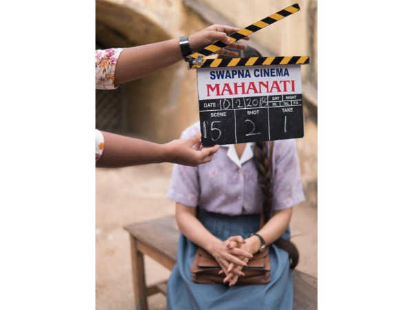 Mahanati: Samantha as Film Journalist Madhuravani