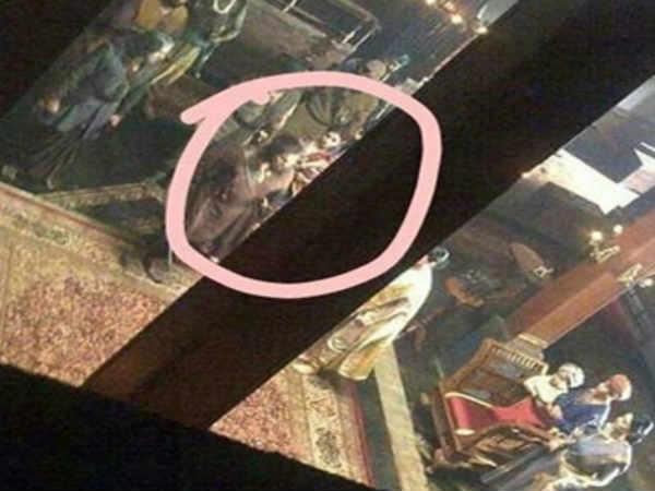 'సై రా'... చిరంజీవి లుక్ లీకైంది, యూనిట్ అప్రమత్తం!