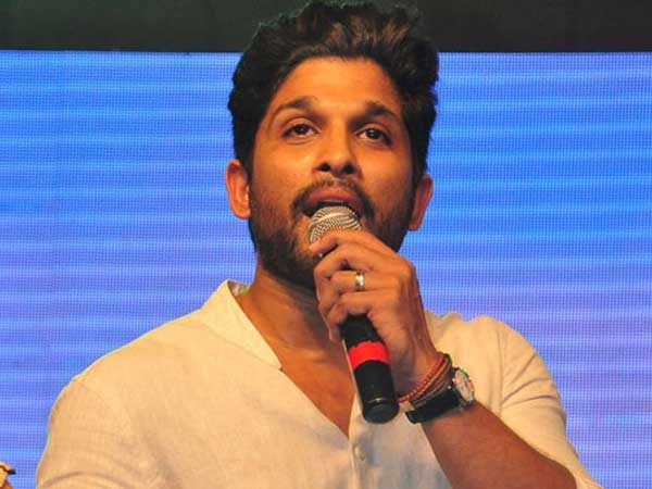Allu Arjun comments on Narendra Modi became controversy