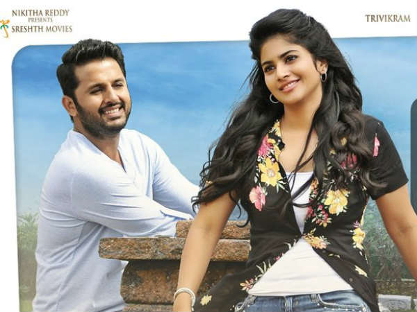 Positive censor reports for Nithins Chal Mohan Ranga movie