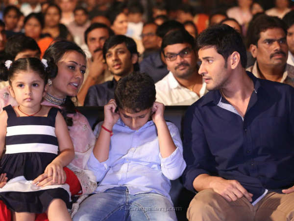 Mahesh Babu flies off to Paris with family for a vacation