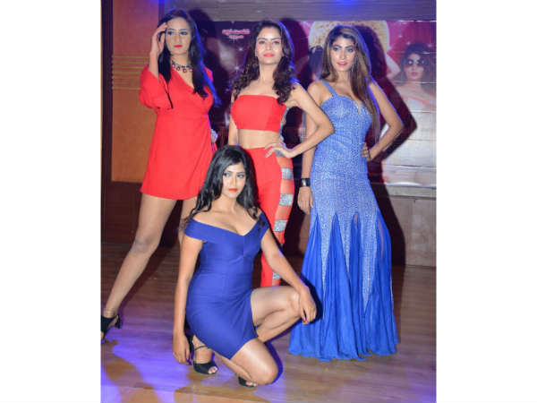 Glamour Girls movie launched today