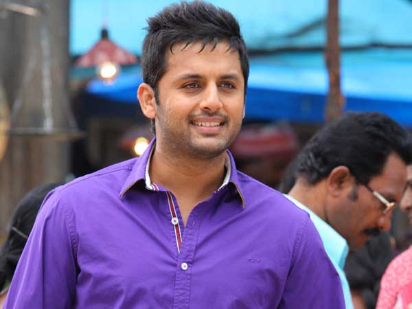 Nithiin suggest 'Chalo' director to change script for his next movie