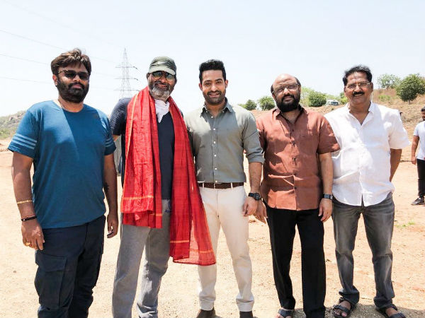 NTR 28th movie shoot begins today