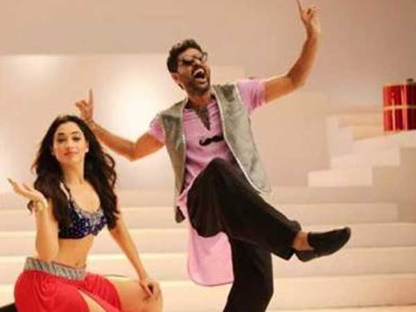 Prabhudheva and Tamannaah to Dance at IPL opening ceremony