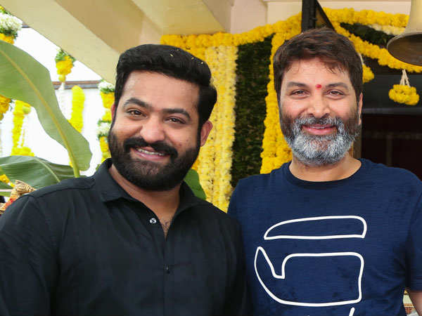 Jr NTR-Trivikram film go on floors from tomorrow