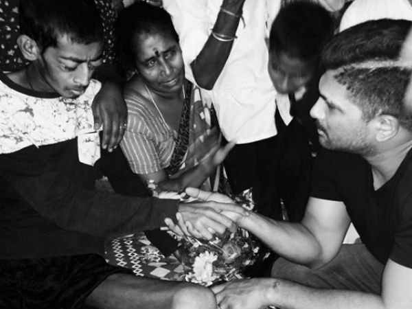 Allu Arjun heartbroken over his fan's death