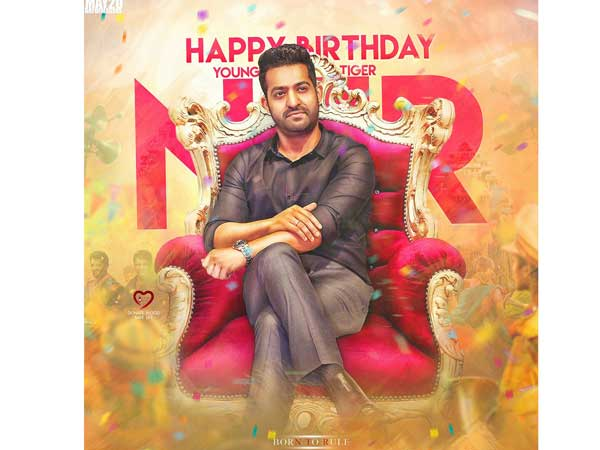 Countdown starts for NTR birthday celebrations