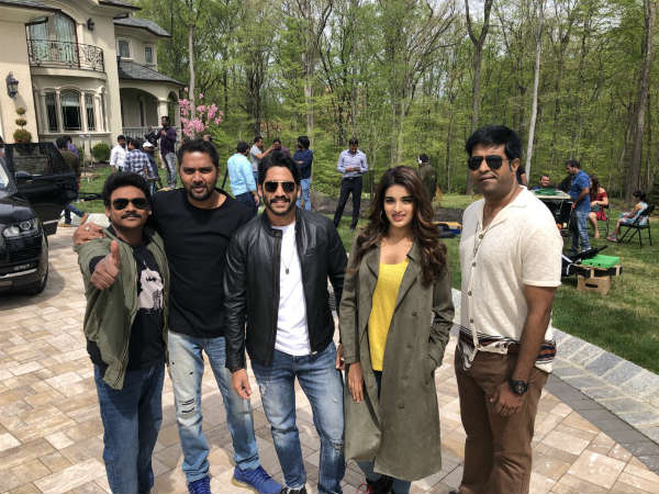 Savyasachi team in New York