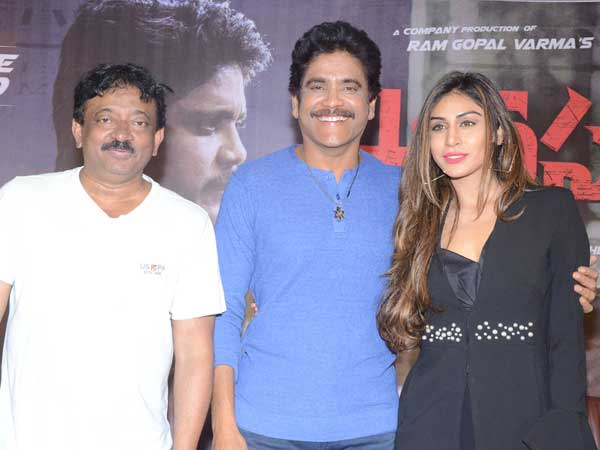 officer movie Will not disappoint the audience - Nagarjuna