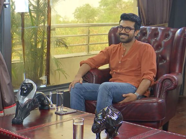Ramcharan gives clarity on Rajamouli movie.