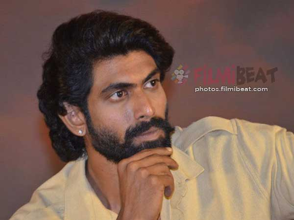 Rana daggubati for akkineni hero!
