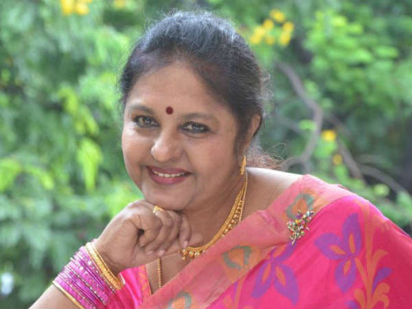 Actress Sangeeta thinking to join in TRS
