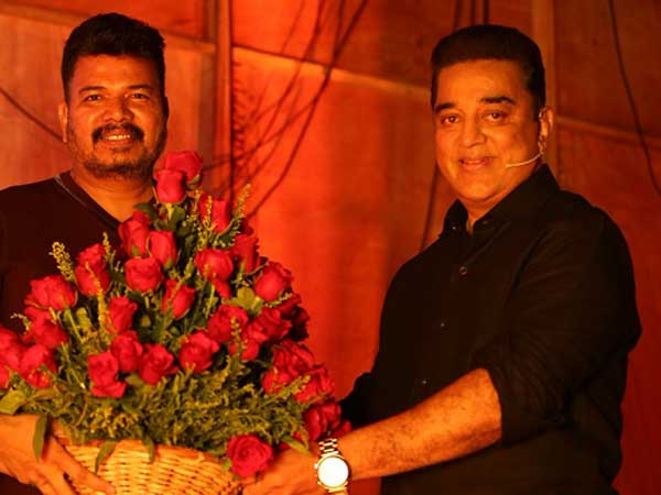 budget details about shankar and kamal hasan film!