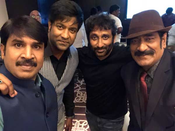 raviteja and srinu vaitla movie regular shooting going on
