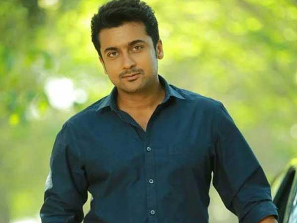 Director kv.Anand and Suriya have previously worked together again