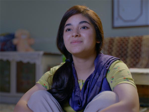 Zaira Wasim opens up about her struggle with depression