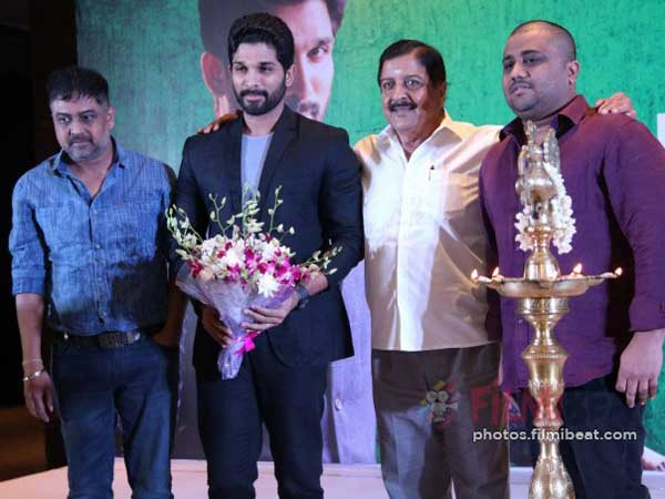 Allu Arjun and Linguswamys Project Shelved