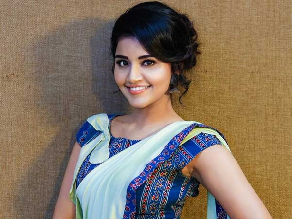 Anupama to romance with star hero in Kannada