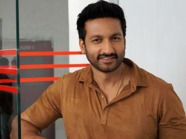 gopichand pantham teaser release date fixed!