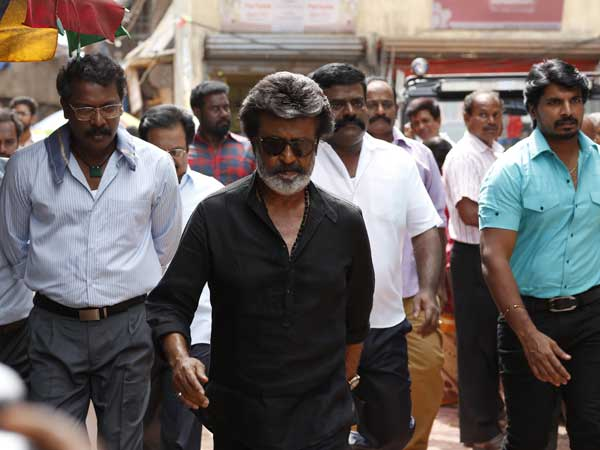RAJANIKANTH DISPLESURE WITH MARUTHY COMMENTS!