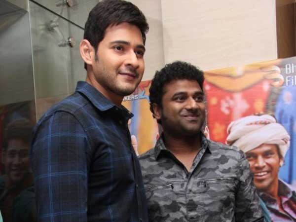 Devisri gives superb tune for Item song in Mahesh 25