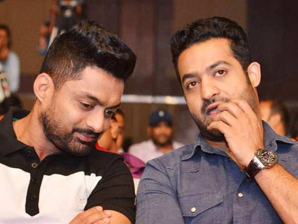 JUNIOR SENSATIONAL COMMENTS ON KALYAN RAM TENSION!