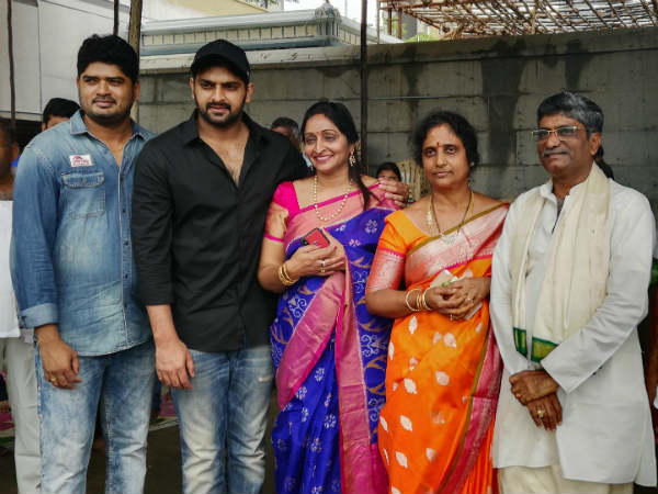 Naga Shaurya - Bhavya creations movie launch