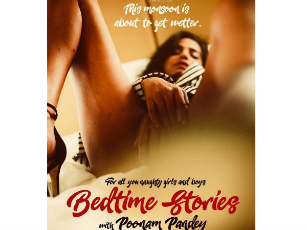 Poonam Pandey Bedtime Stories