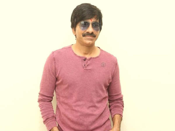 Ravi Teja will going to play dual role as Father and Son