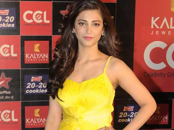 Shruti Haasan lashed at the media over her marriage