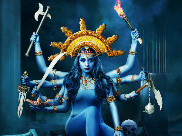 మోహిని ట్రైలర్: త్రిష విశ్వరూపం, షి ఈజ్ బ్యాక్.. మైండ్ బ్లోయింగ్ గ్రాఫిక్స్!