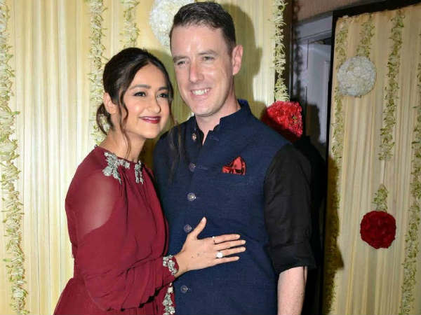 Andrew Kneebone wants to bollywood actor