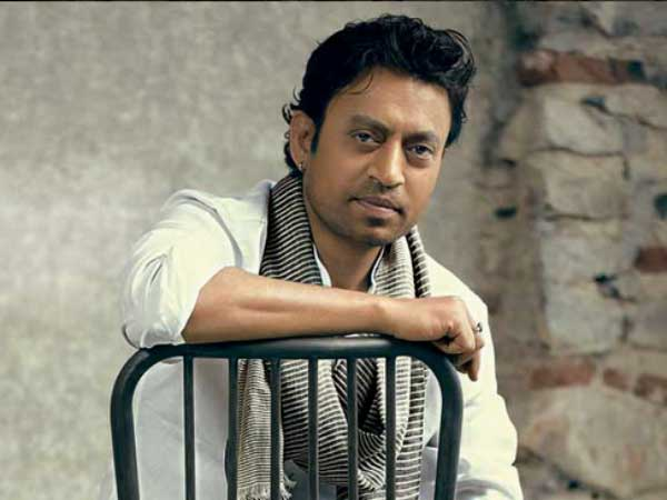 Irrfan on cancer treatment