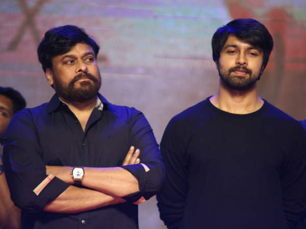 Chiranjeevi's advice to son-in-law Kalyan Dhev