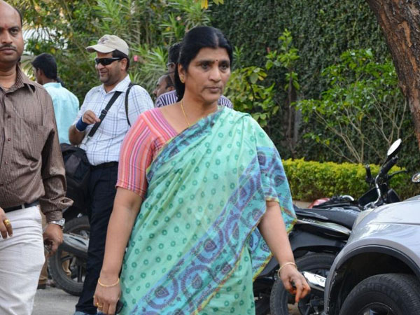 Interesting news on Lakshmi Parvathi role in NTR biopic
