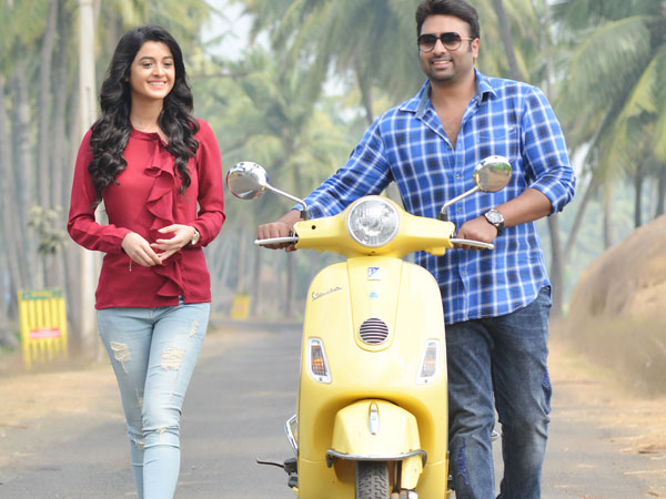 Nara Rohith and Jagapathi Babus Aatagallu releasing on August 24th