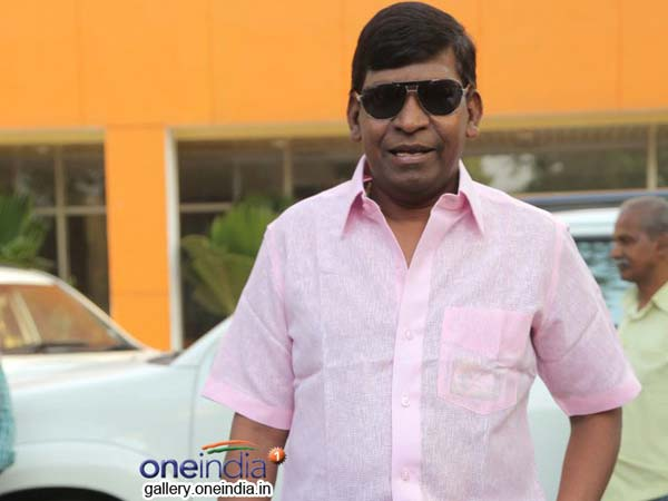 Red card issued on Tamil comedian Vadivelu?